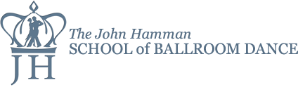 The John Hamman School of Ballroom Dance Logo