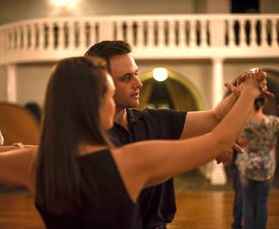 Private Lessons at John Hamman School of Ballroom Dance